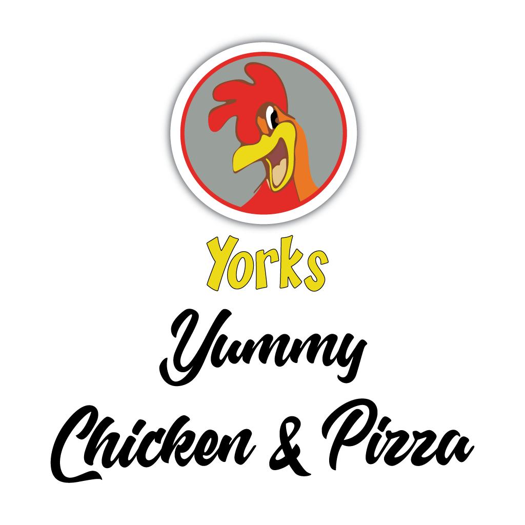 Yorks Yummy Chicken  Online Takeaway Menu Logo