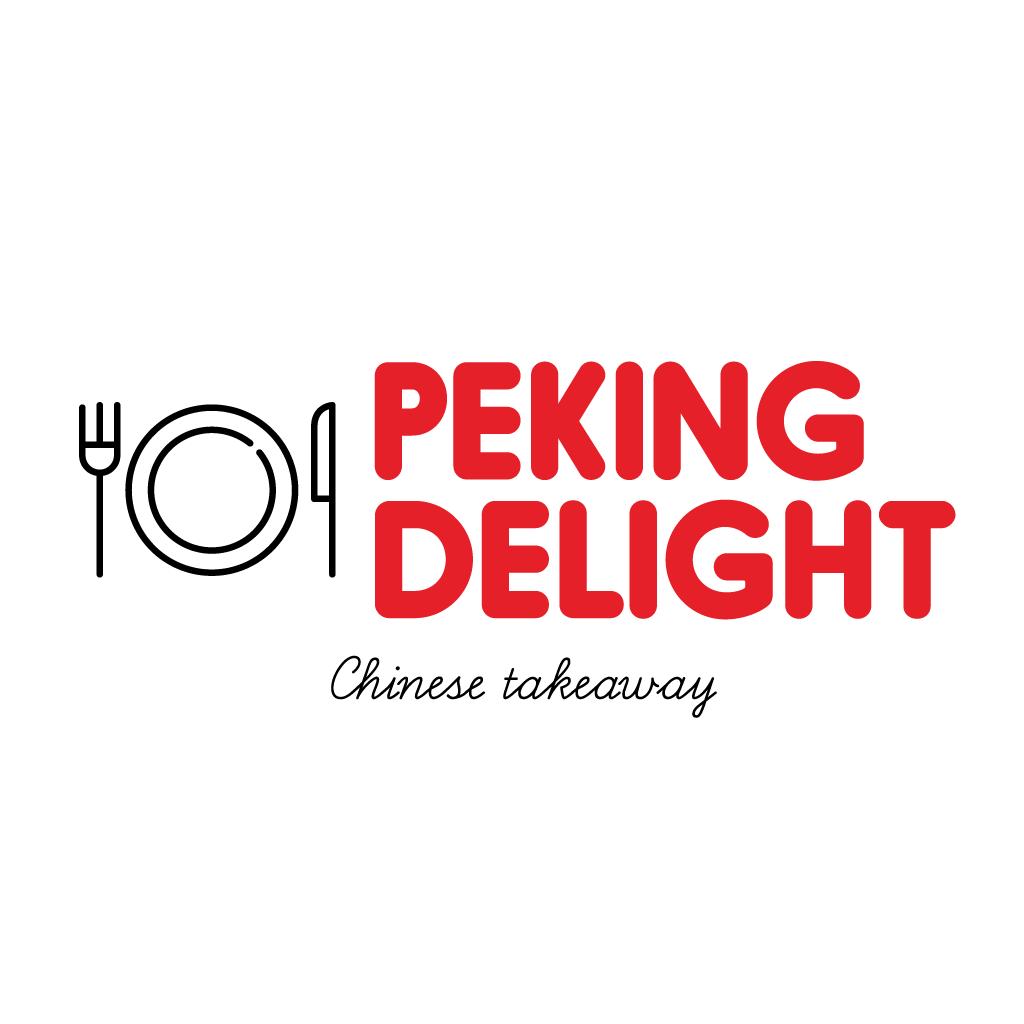 Peking Delight Online Takeaway Menu Logo