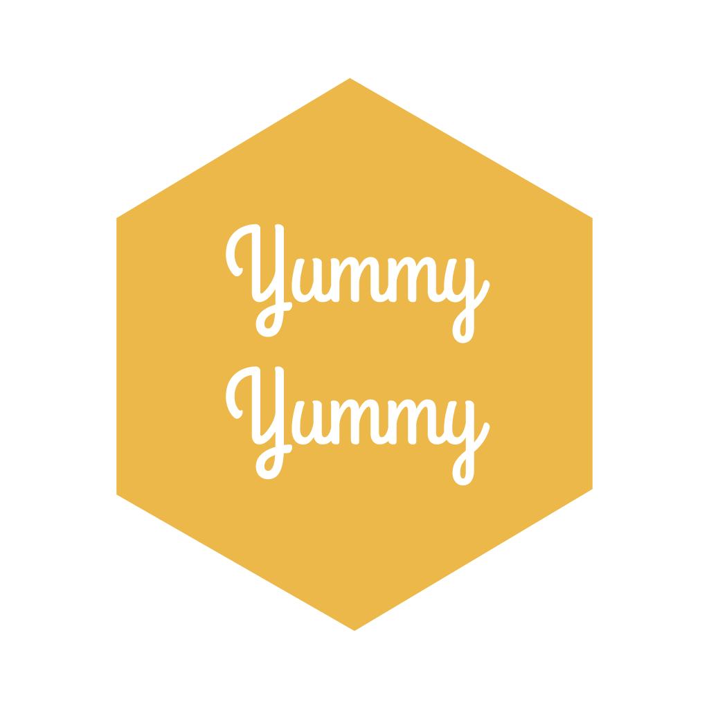 Yummy Yummy Online Takeaway Menu Logo