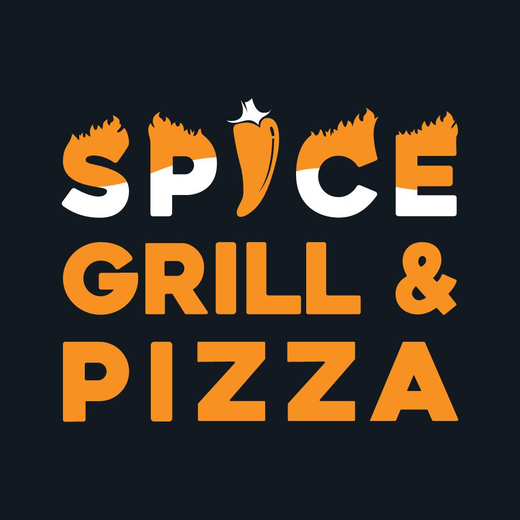 Spice Grill & Pizza Online Takeaway Menu Logo