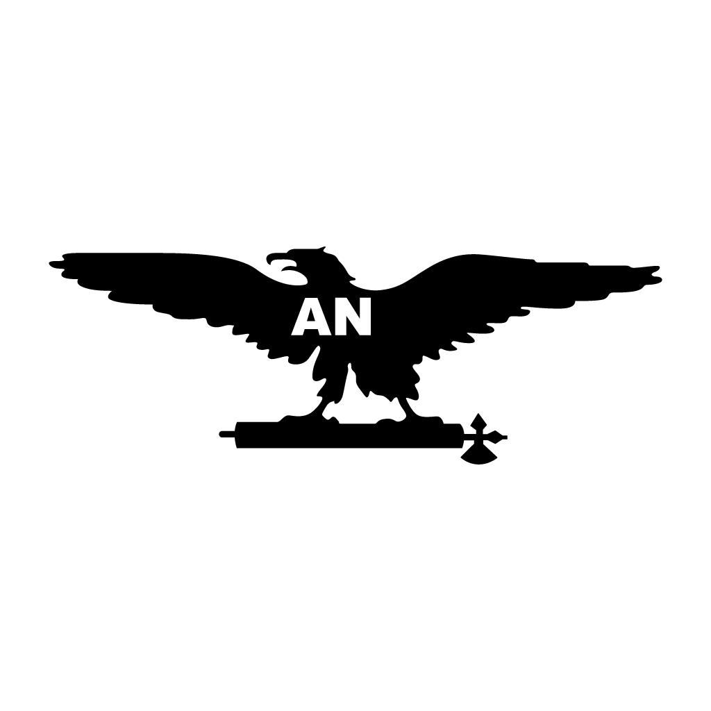Aquila Nera Online Takeaway Menu Logo