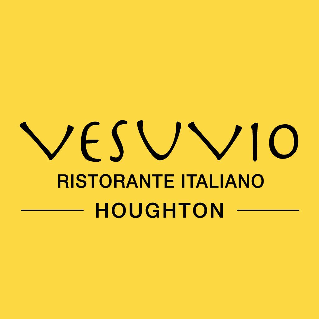 Vesuvio Italiano Online Takeaway Menu Logo