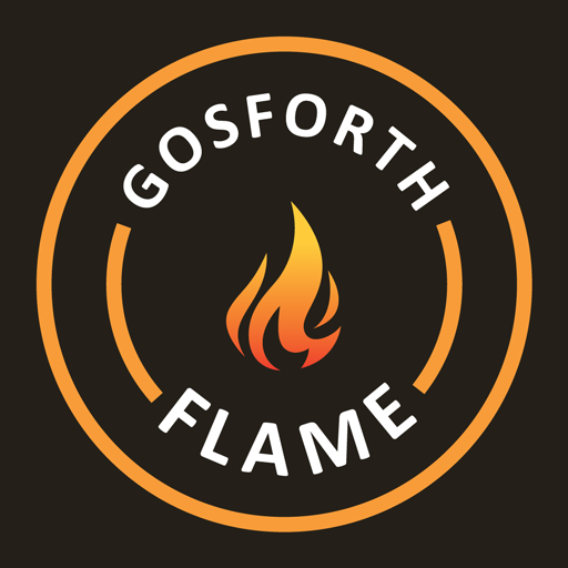 Gosforth Flame Online Takeaway Menu Logo