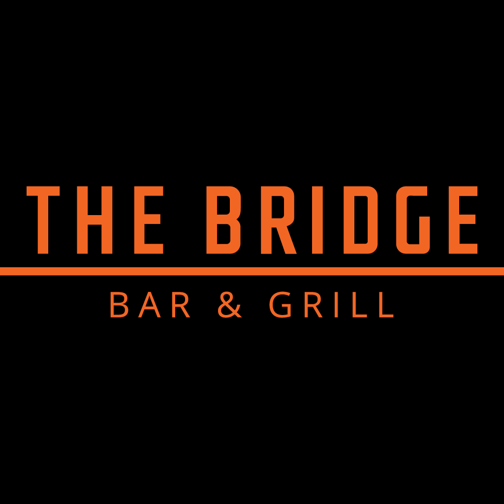 The Bridge Bar and Grill Online Takeaway Menu Logo