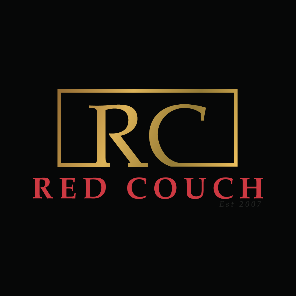 Red Couch  Online Takeaway Menu Logo