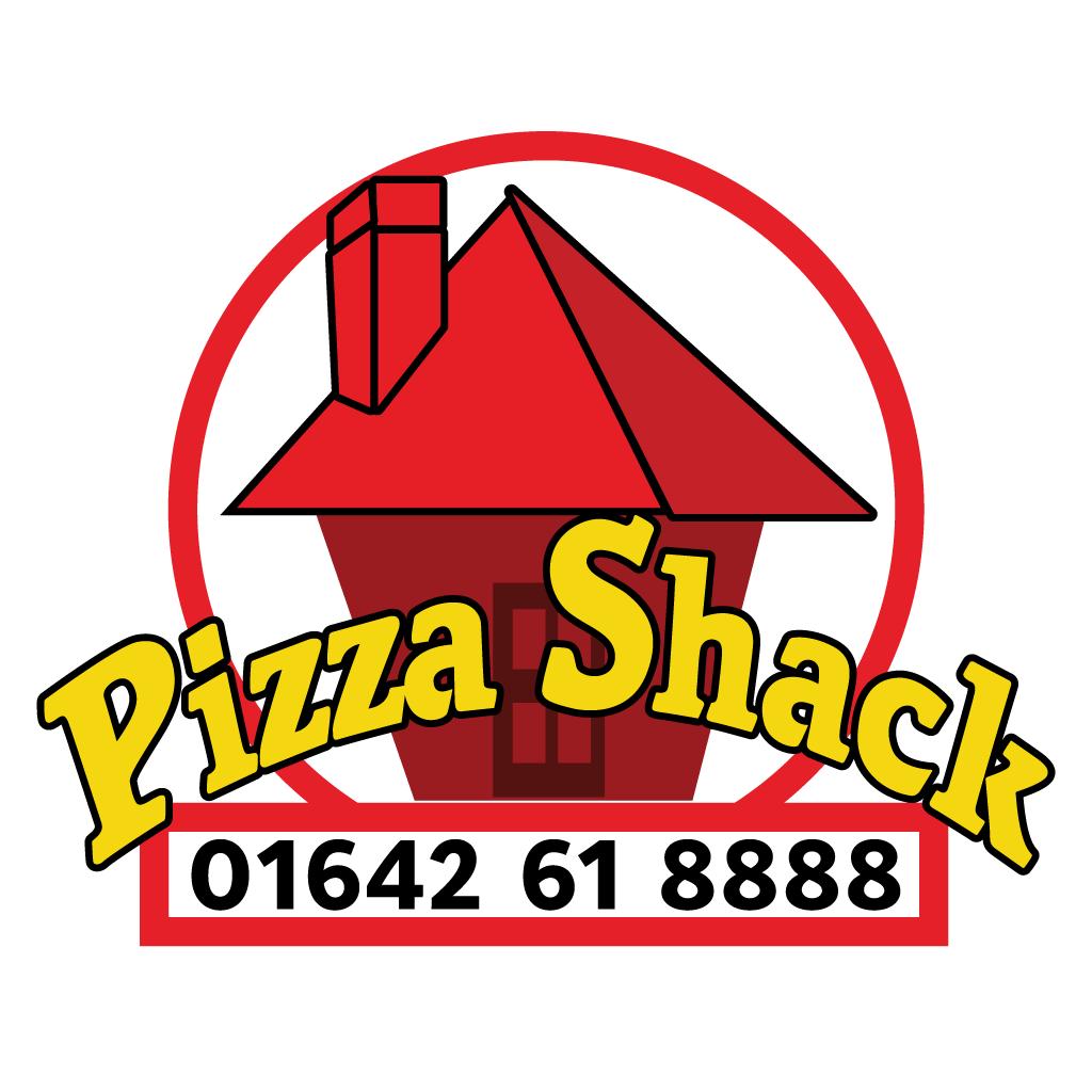 Pizza Shack Takeaway Logo