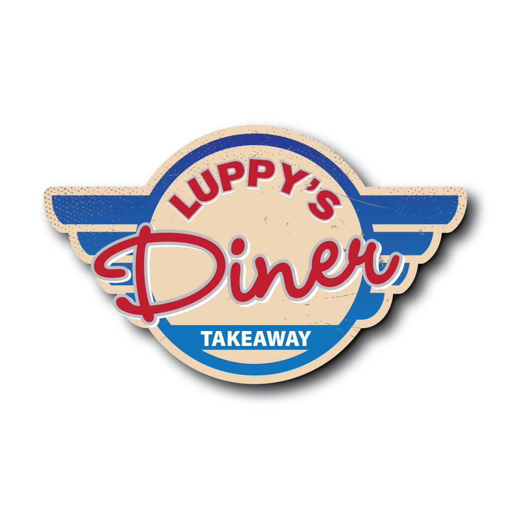 Luppy's Diner Online Takeaway Menu Logo