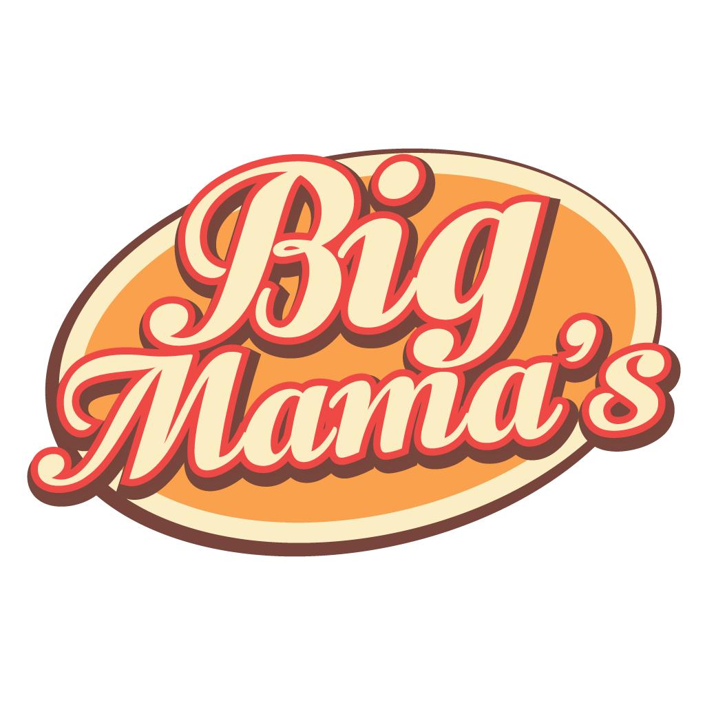 Big Mamas Online Takeaway Menu Logo