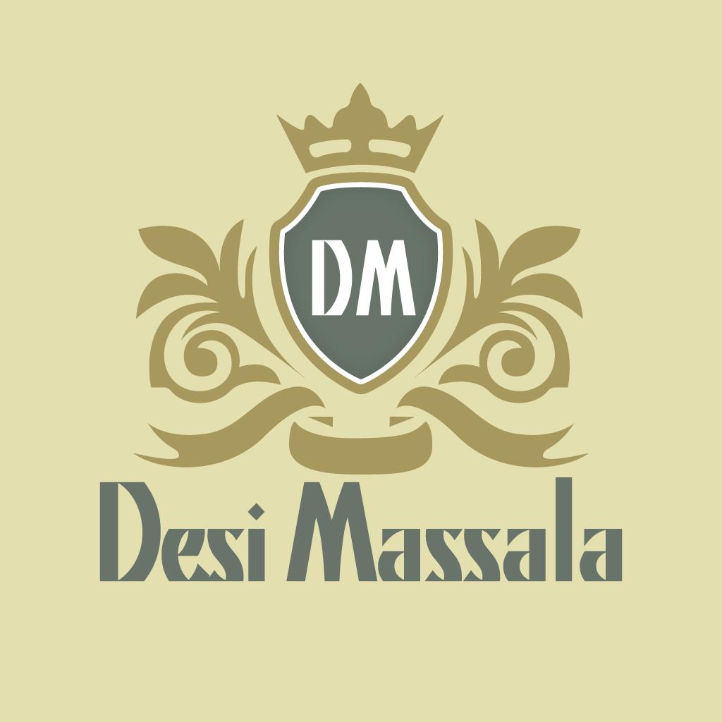 Desi Massala Online Takeaway Menu Logo