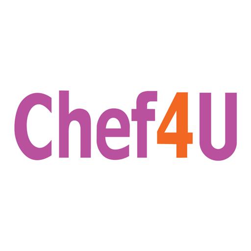 Chef 4 U Online Takeaway Menu Logo