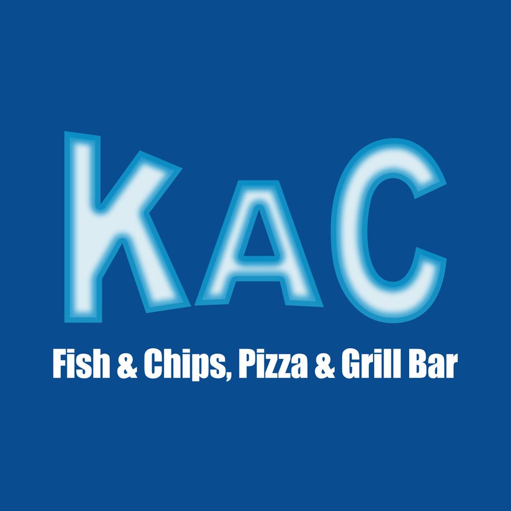 KAC Fish and Chips Online Takeaway Menu Logo