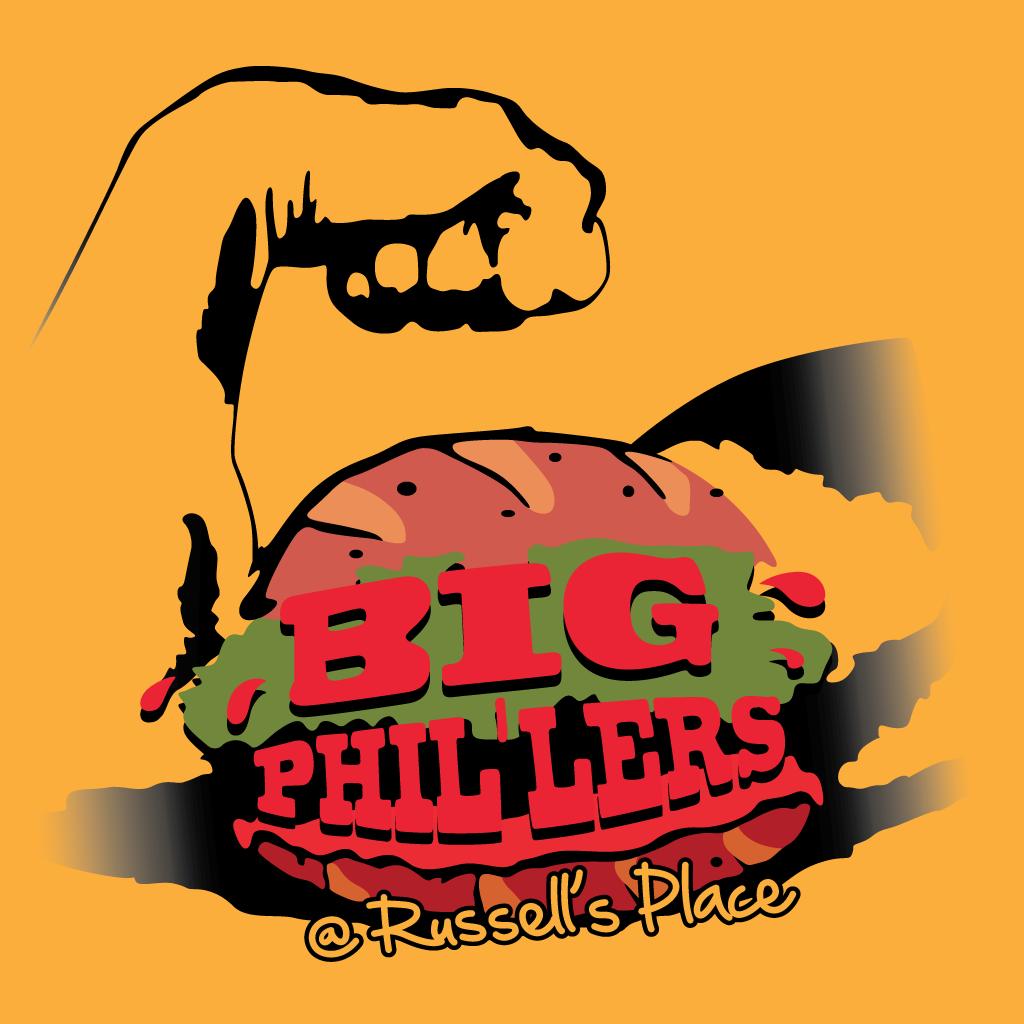 Big Phil'lers Online Takeaway Menu Logo
