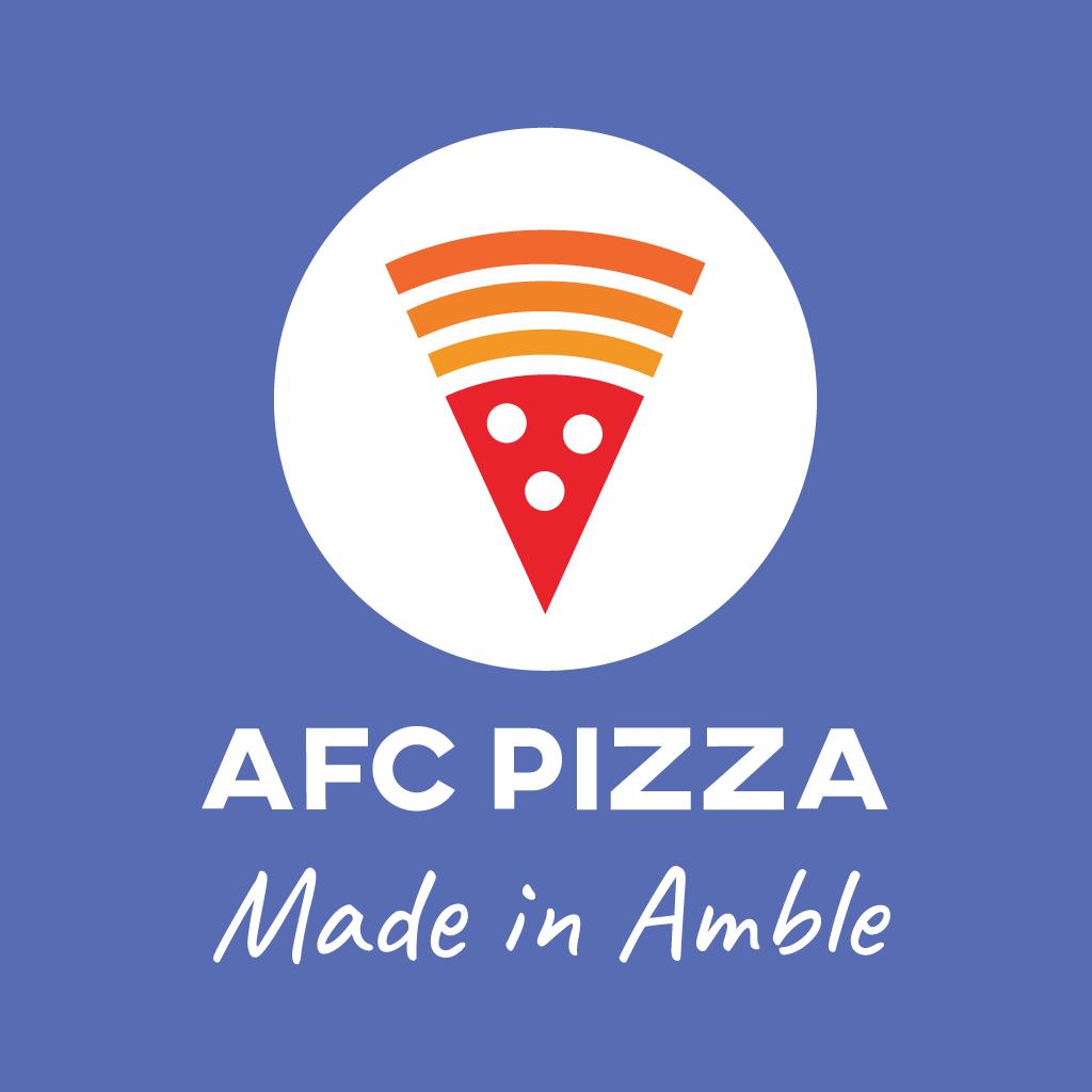 AFC Pizza  Online Takeaway Menu Logo