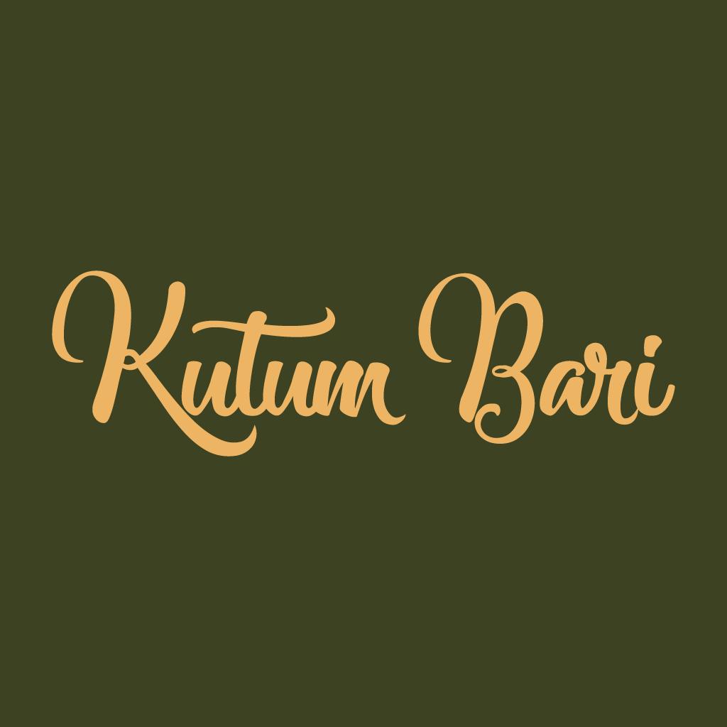 Kutum Bari Online Takeaway Menu Logo