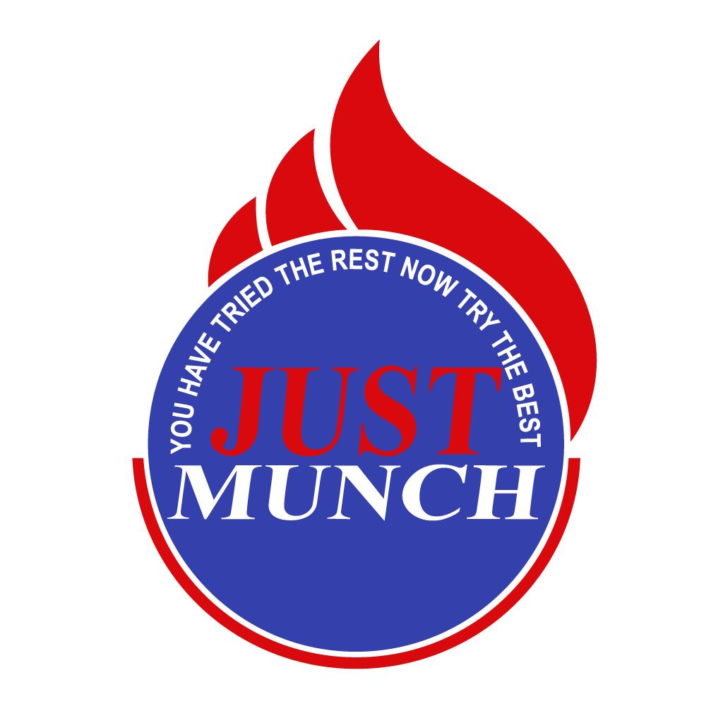 Just Munch  Online Takeaway Menu Logo