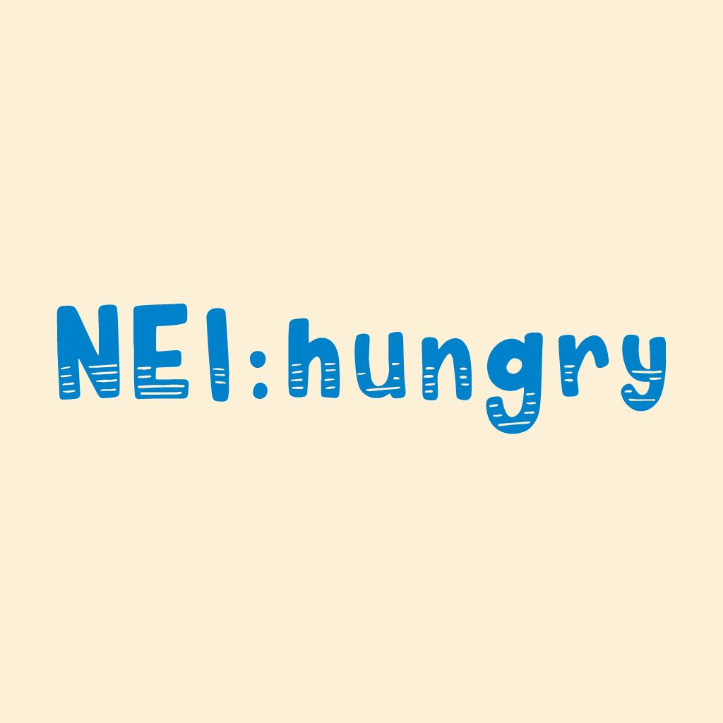 NE1 Hungry Online Takeaway Menu Logo