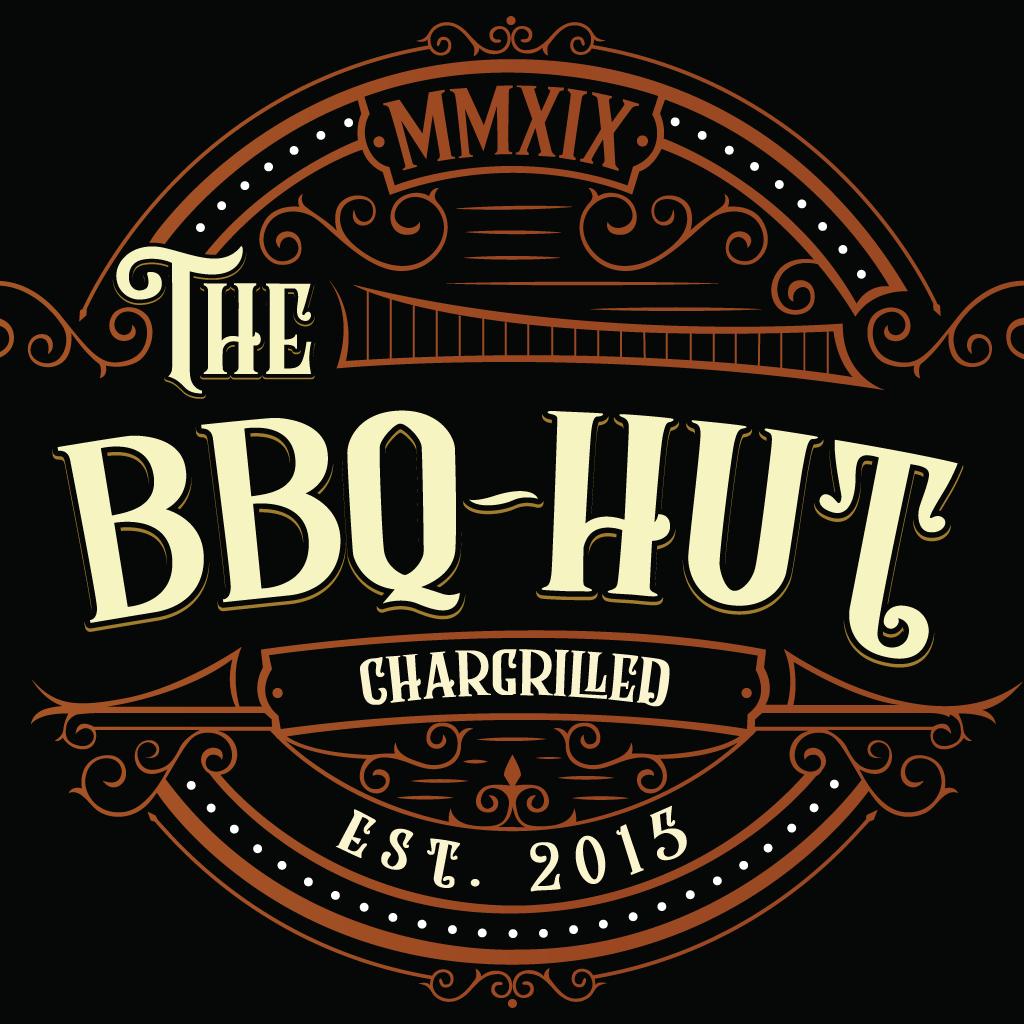 BBQ Hut Online Takeaway Menu Logo