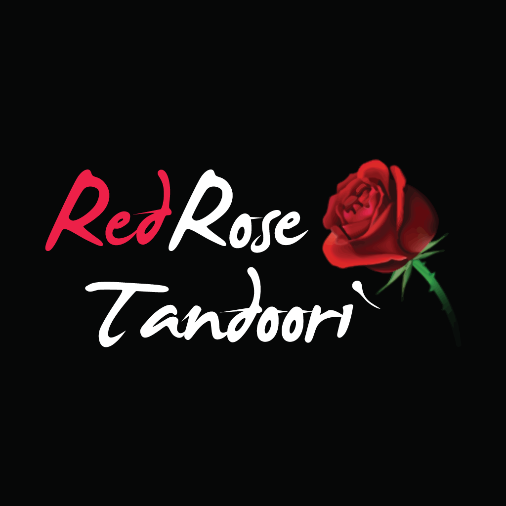 Red Rose Tandoori Online Takeaway Menu Logo