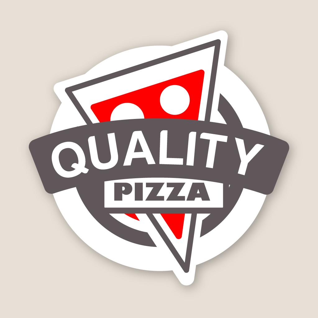 Quality Pizza  Online Takeaway Menu Logo
