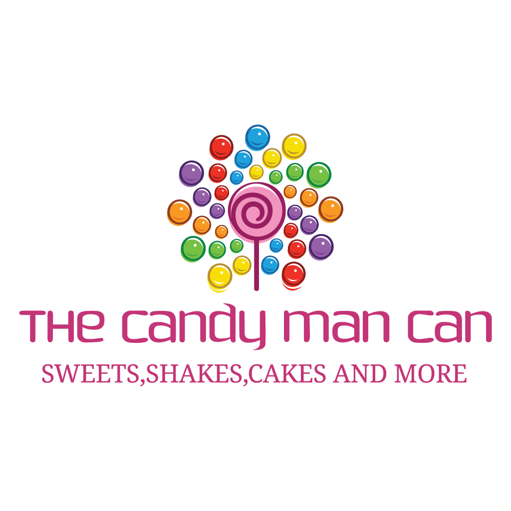 The Candy Man Can Online Takeaway Menu Logo