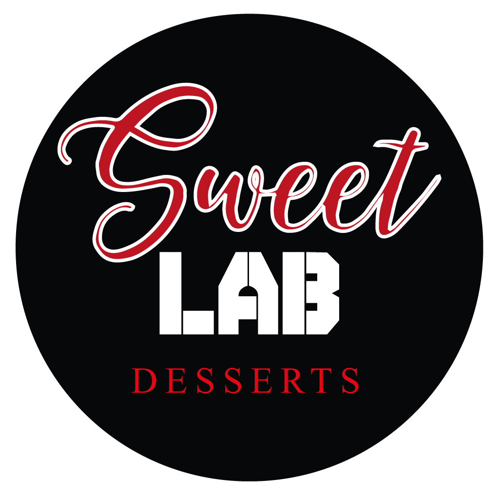 Sweet Lab Desserts Online Takeaway Menu Logo