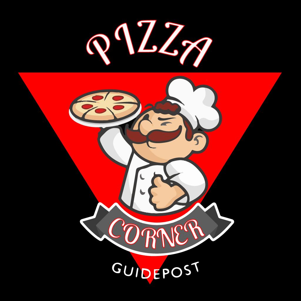 Pizza Corner  Online Takeaway Menu Logo