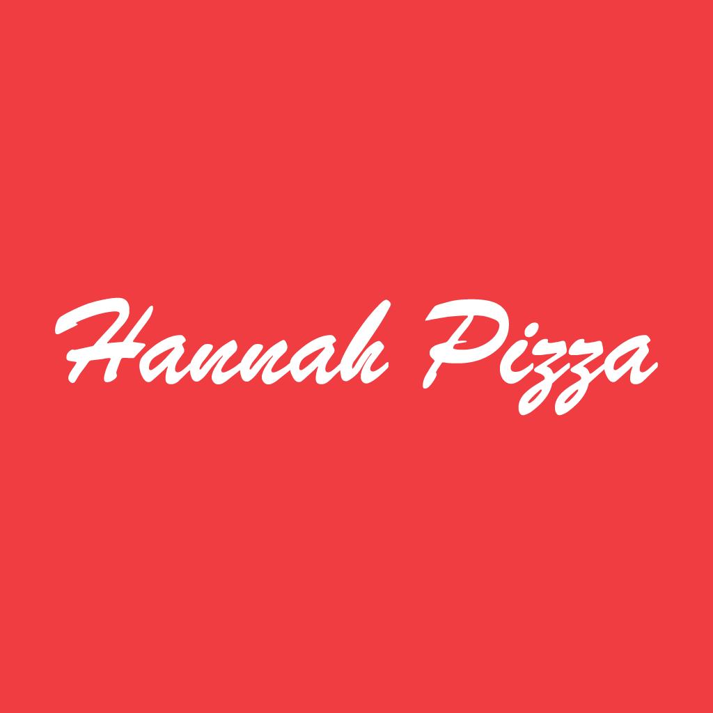 Hannah Pizza Online Takeaway Menu Logo