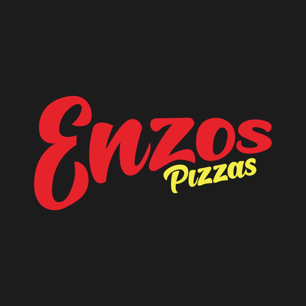 Enzos Pizzas Online Takeaway Menu Logo