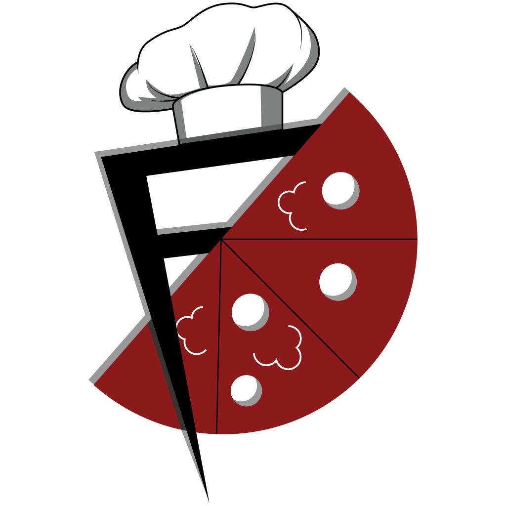 Frankos Pizza  Online Takeaway Menu Logo