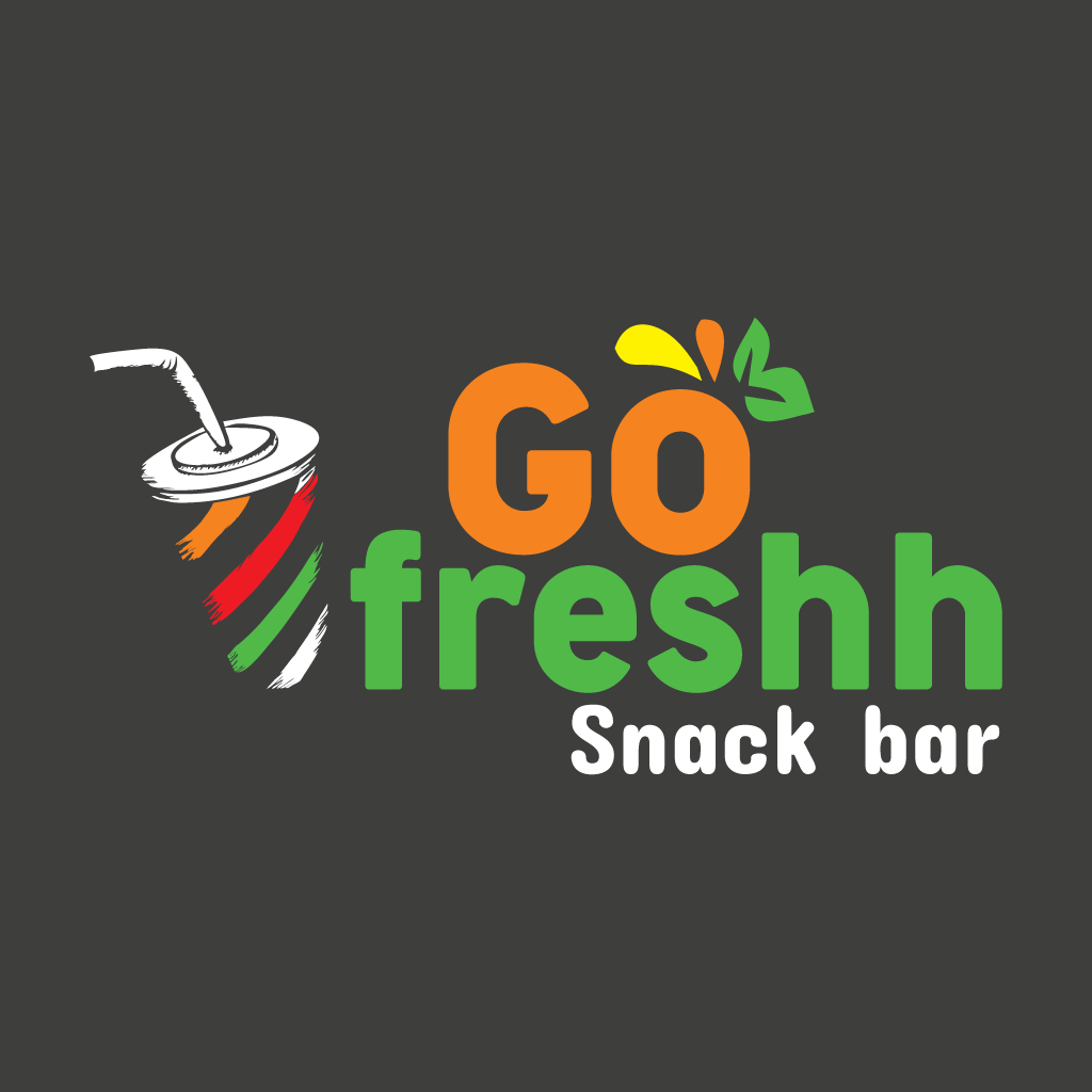 Go Freshh  Online Takeaway Menu Logo
