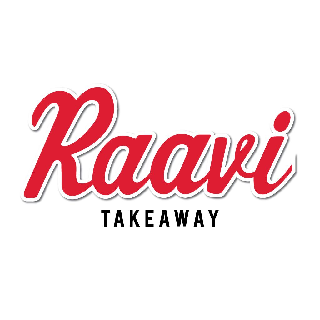 Raavi Takeaway Online Takeaway Menu Logo