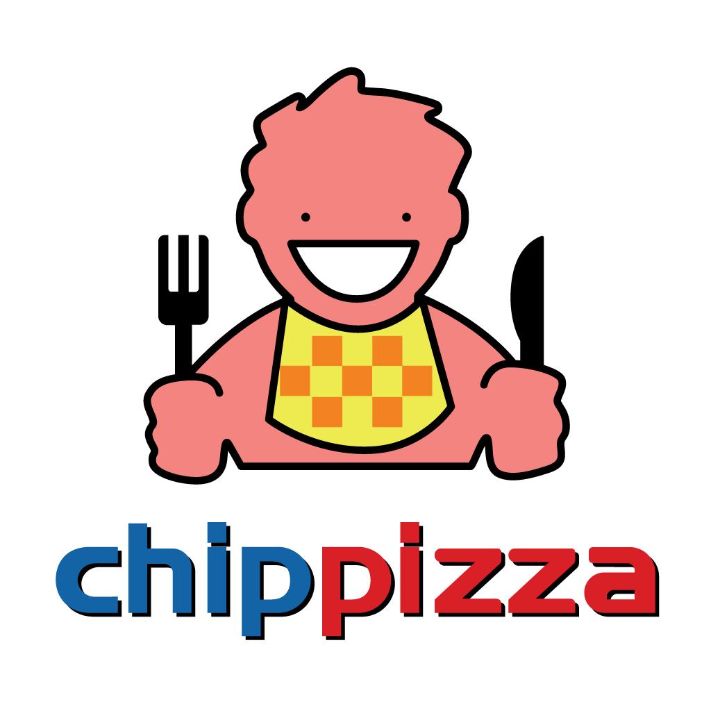 Chip Pizza Online Takeaway Menu Logo