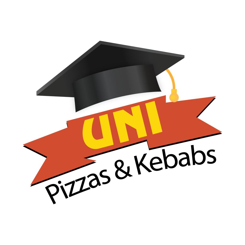 Uni Original Pizza & Kebab Online Takeaway Menu Logo