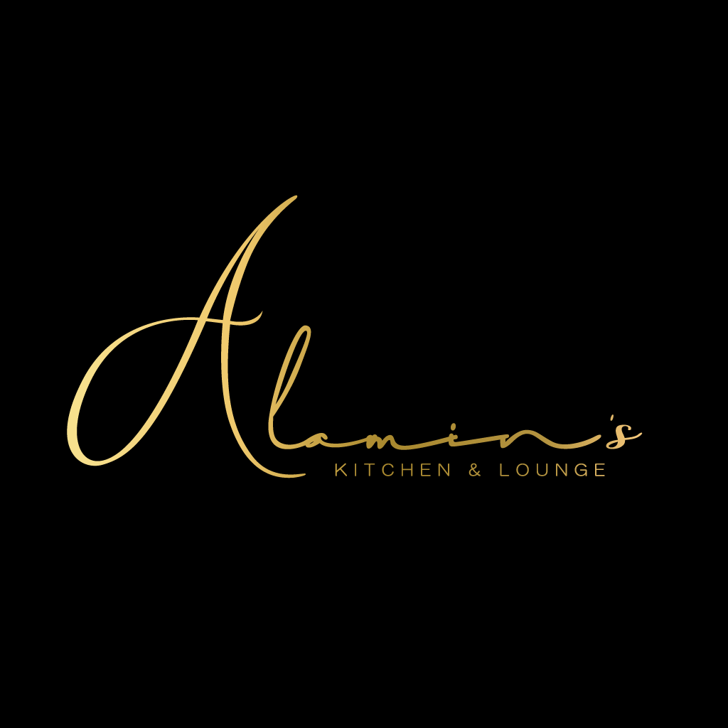Alamins Kitchen  Online Takeaway Menu Logo
