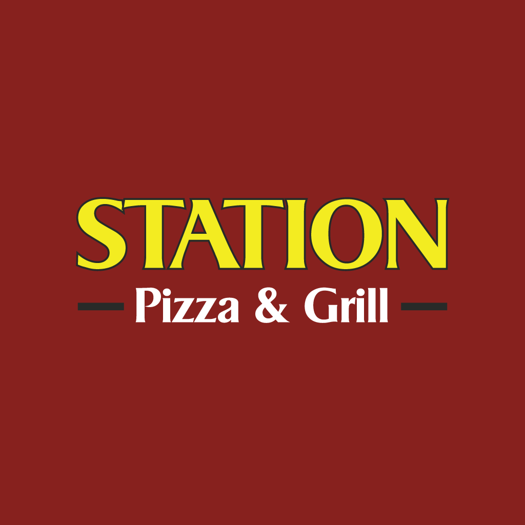 Station Pizza & Grill  Online Takeaway Menu Logo
