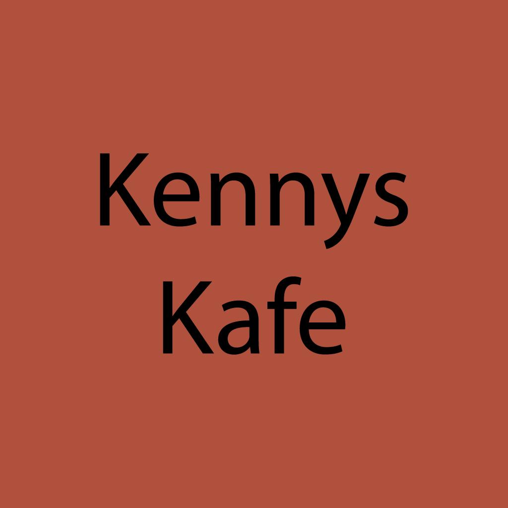 Kennys Kafe Online Takeaway Menu Logo