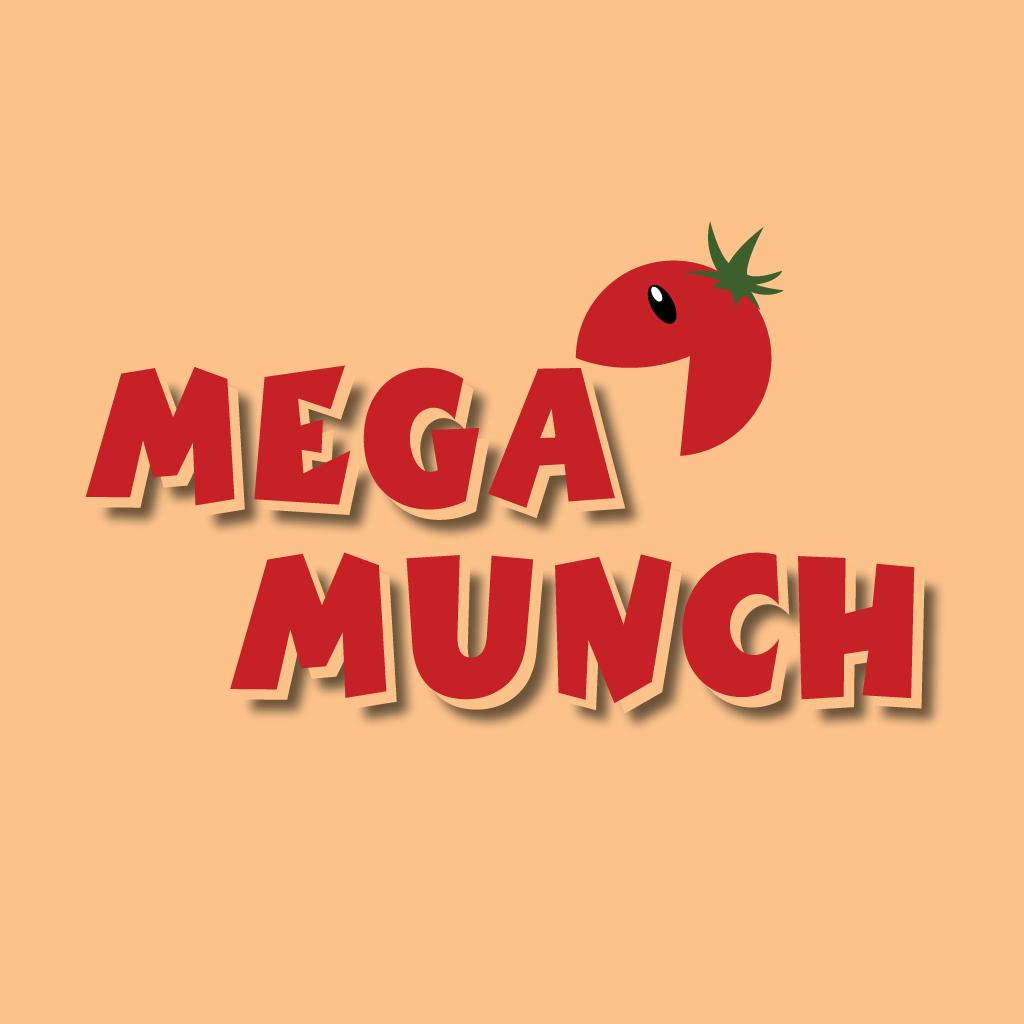 Mega Munch Online Takeaway Menu Logo