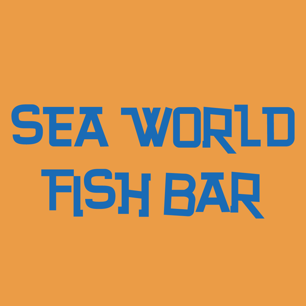 Sea World Fish Bar Online Takeaway Menu Logo