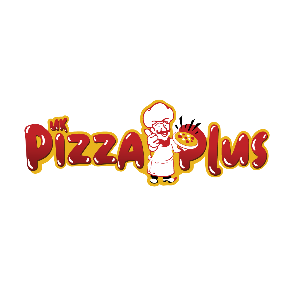 UK Pizza Plus Online Takeaway Menu Logo