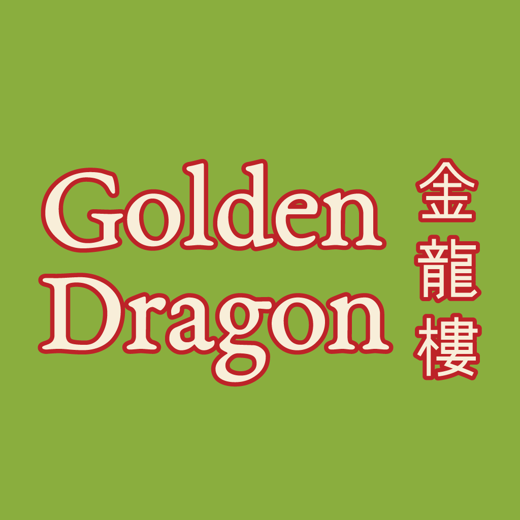 Golden Dragon Online Takeaway Menu Logo
