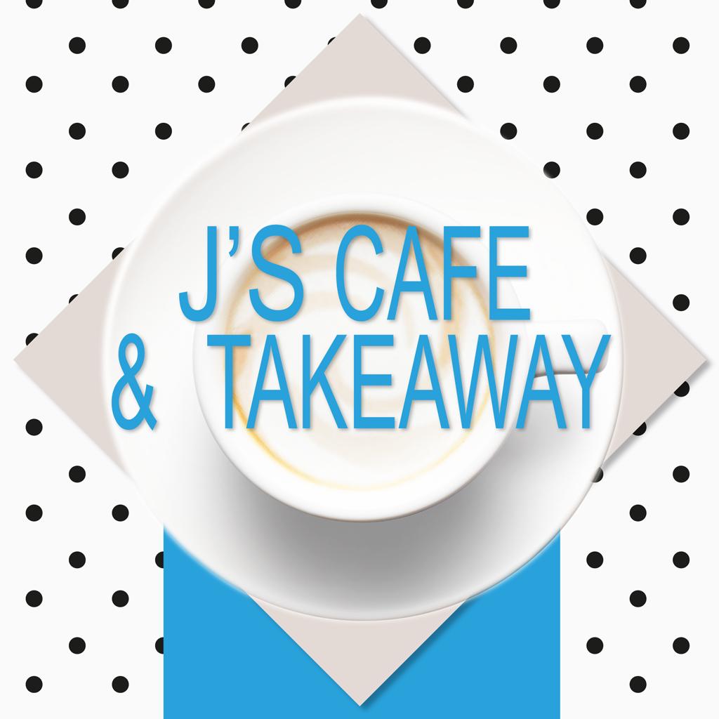Js Cafe Online Takeaway Menu Logo