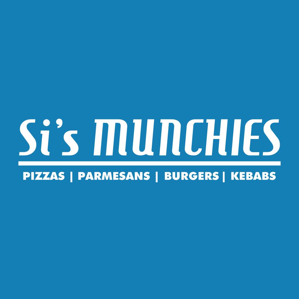 Si's Munchies Online Takeaway Menu Logo