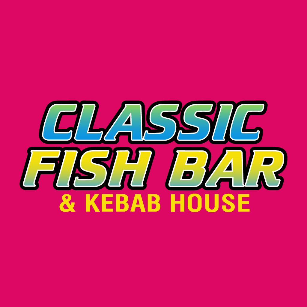 Classic Fish Bar Online Takeaway Menu Logo