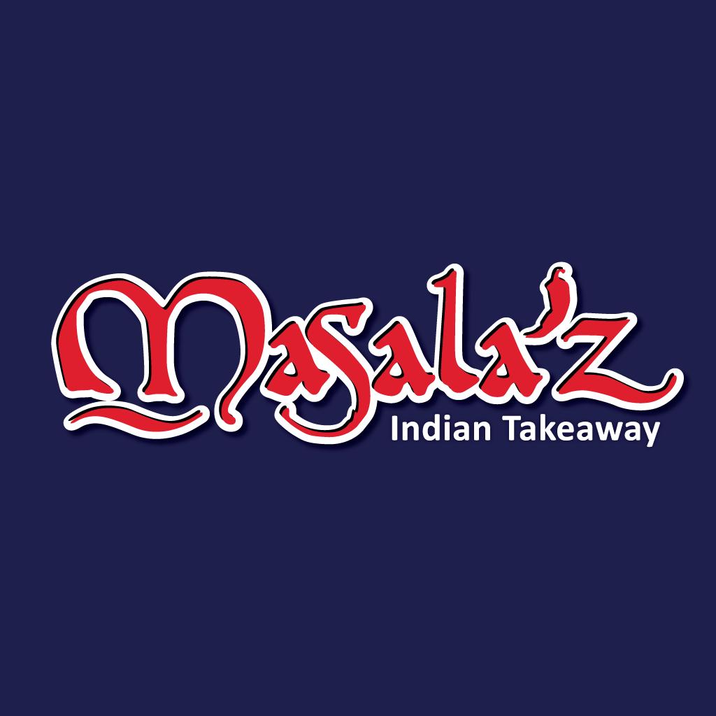 Masala'z  Online Takeaway Menu Logo