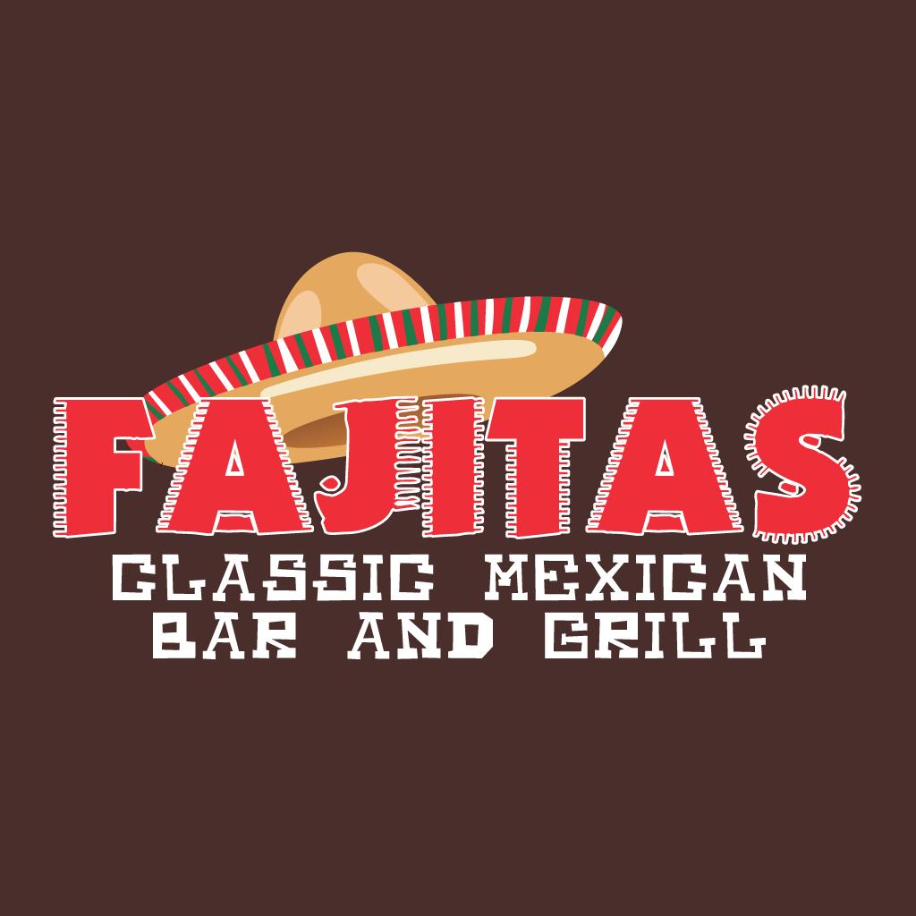 Fajitas Bar & Grill Online Takeaway Menu Logo