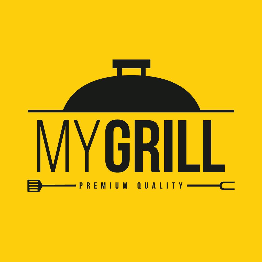 My Grill Online Takeaway Menu Logo