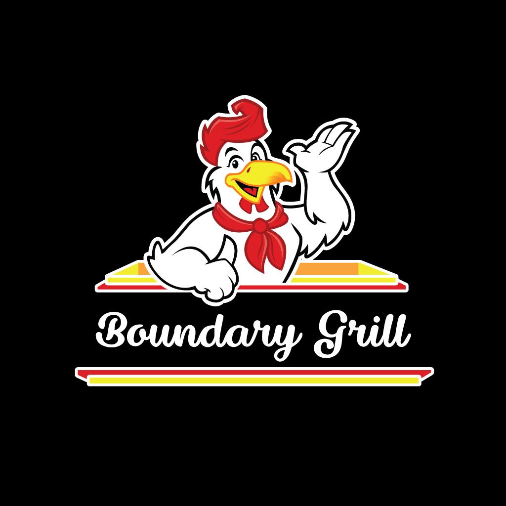 Boundary Grill  Online Takeaway Menu Logo