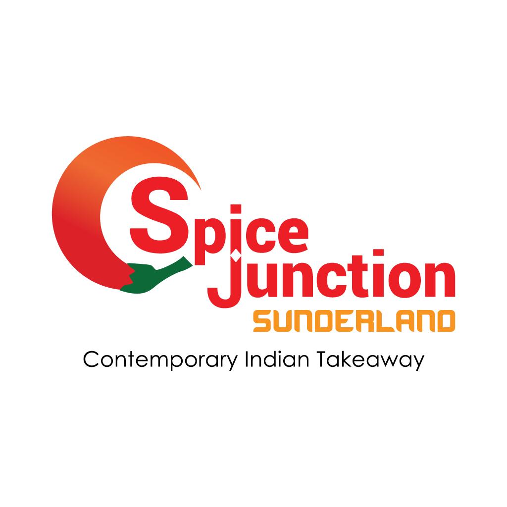 Spice Junction Online Takeaway Menu Logo