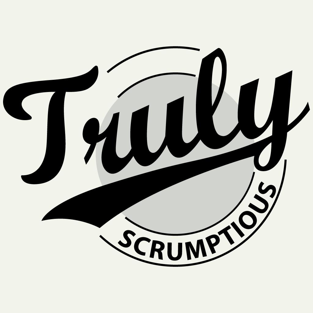 Truly Scrumptious Online Takeaway Menu Logo