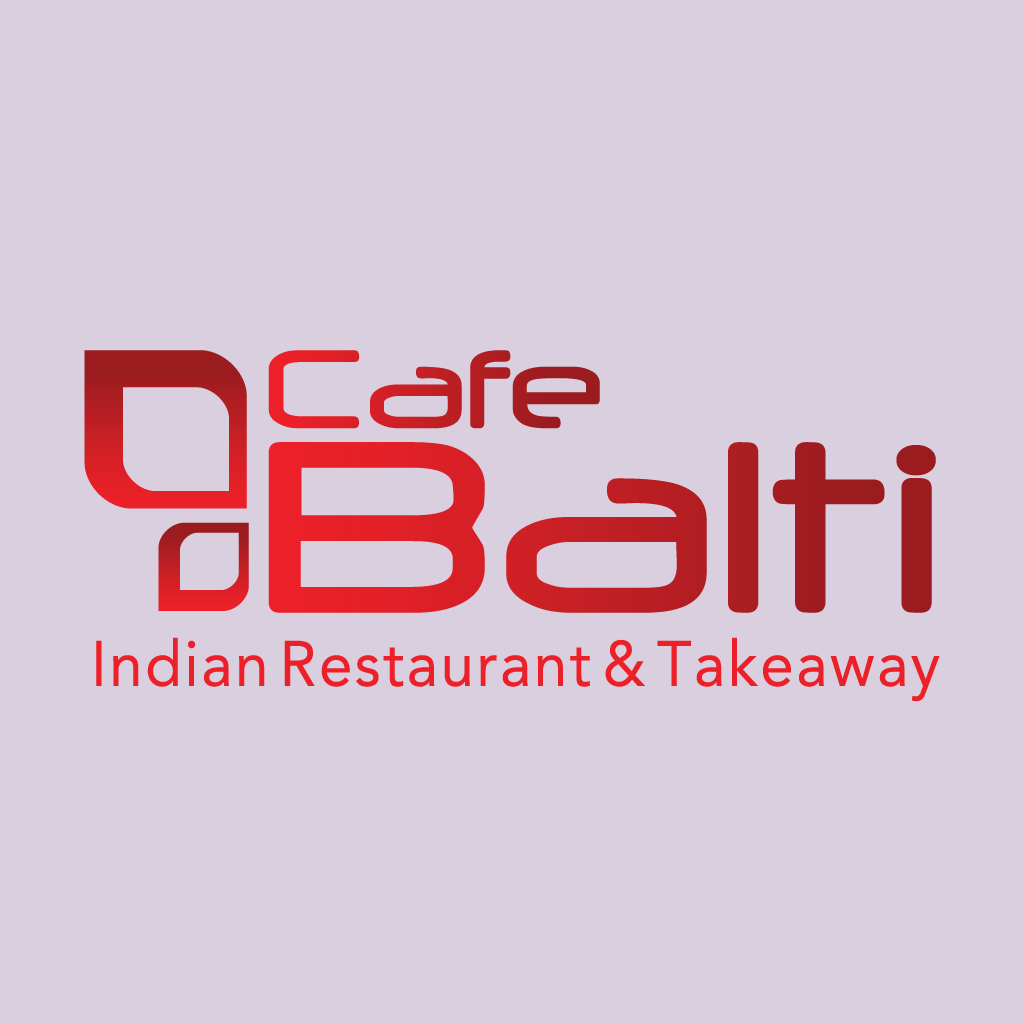 Cafe Balti  Online Takeaway Menu Logo